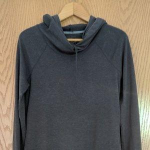 Sweatshirt Tunic w/Pockets - Small